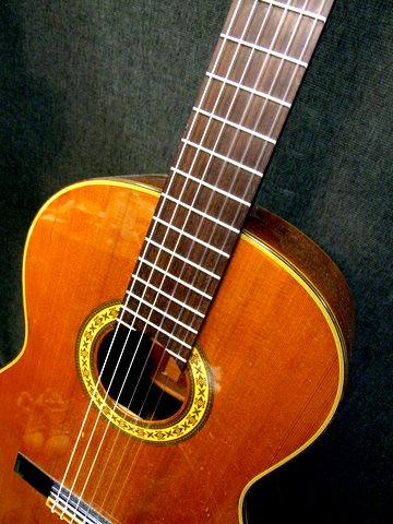 クラシックギターの画像