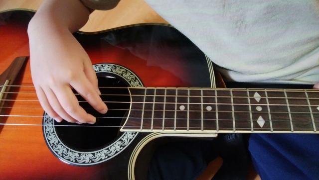 ギター アルペジオ 練習 曲